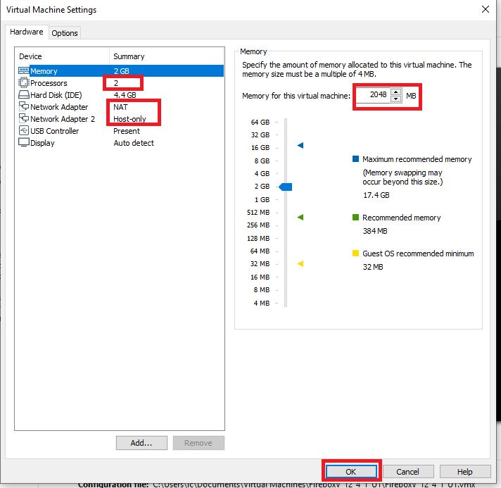 WatchGuard FireboxV VMware İlk Kurulum